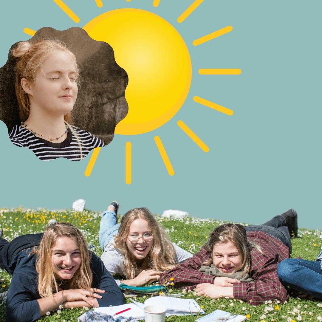 Dein Tag! Ein Meditationsworkshop für Teenager